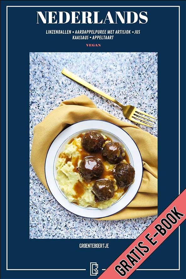 gratis vegan e-book nederlandse keuken