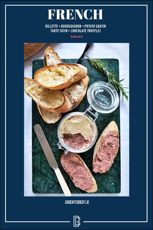 vegan e-book french kitchen