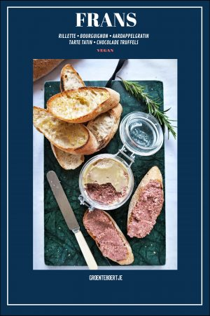vegan e-book franse tafel