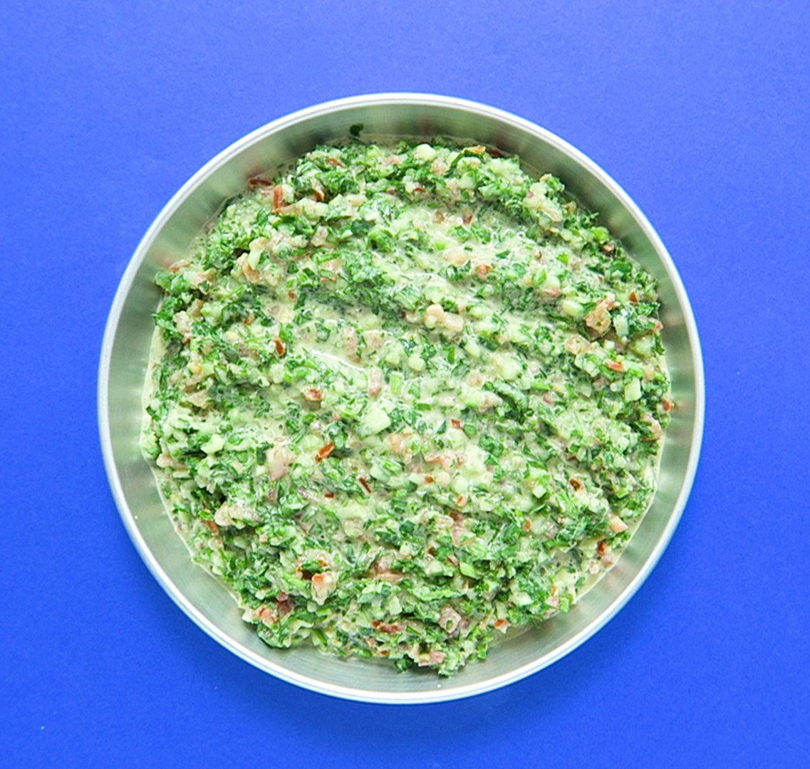 vegan salade dip