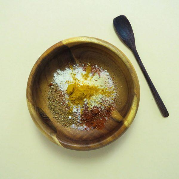 vegan zoet zout mix