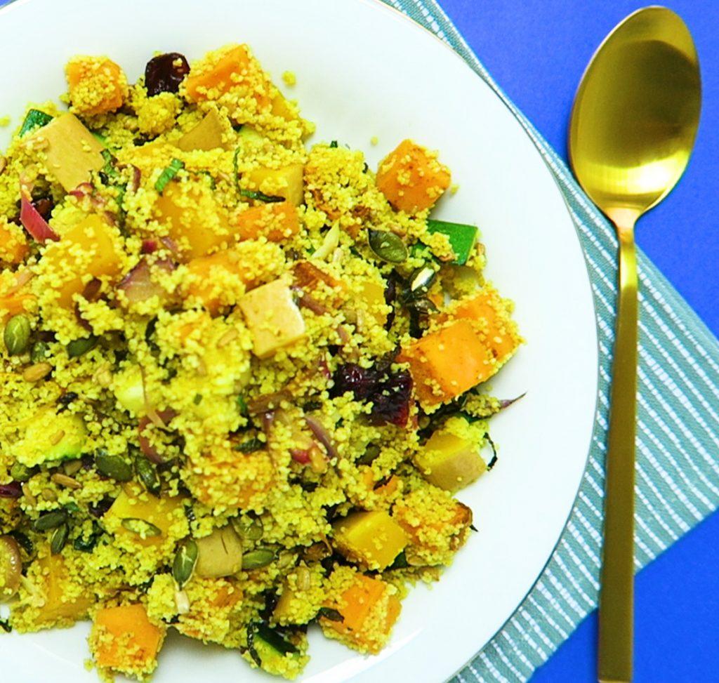 vegan couscous