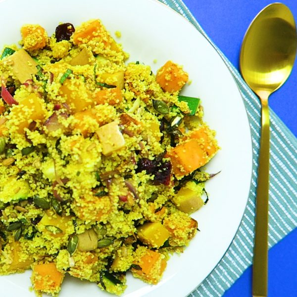 vegan couscous