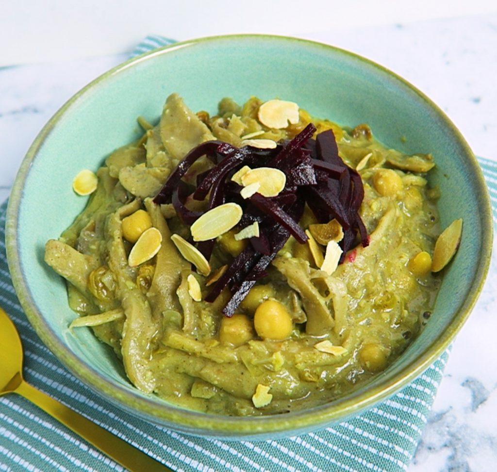 vegan mughlai curry
