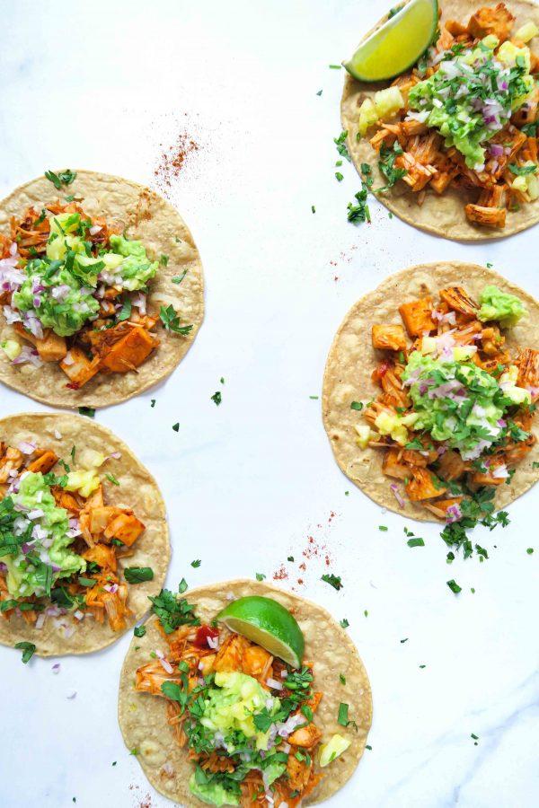 vegan taco jack