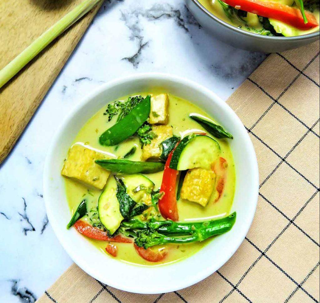 Thaise Groene Curry