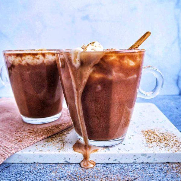 Chocolademelk maken met cacao