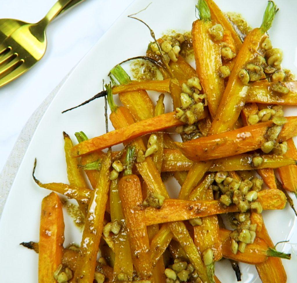 vegan veggie feast
