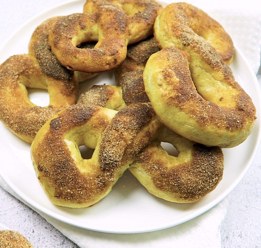 vegan pretzels