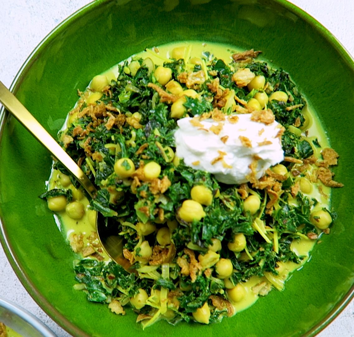 Boerenkool Curry Vegan