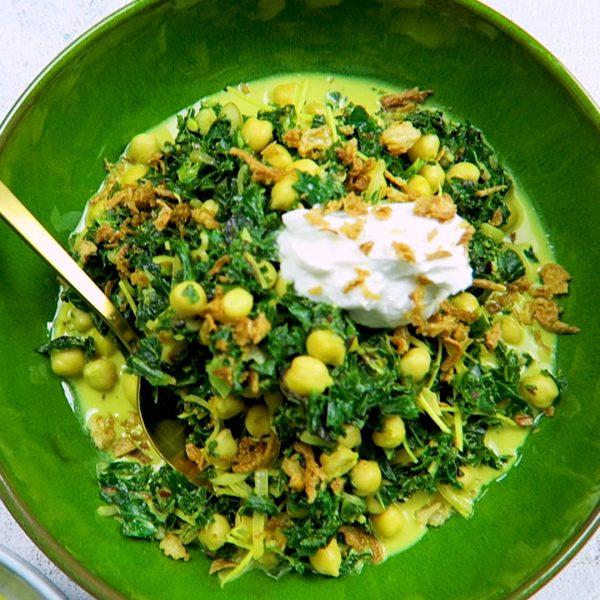 Boerenkool Curry-Groenteboertje-Vegan