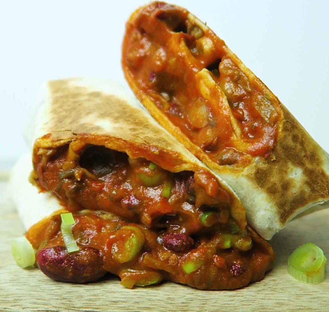 burritos recept