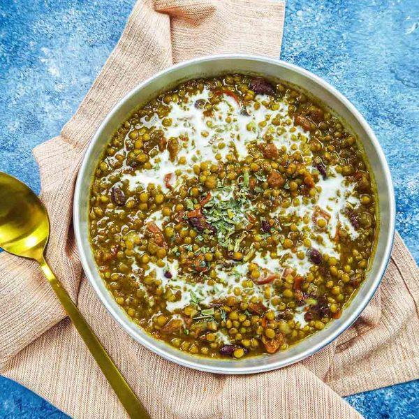 dahl recept makhani