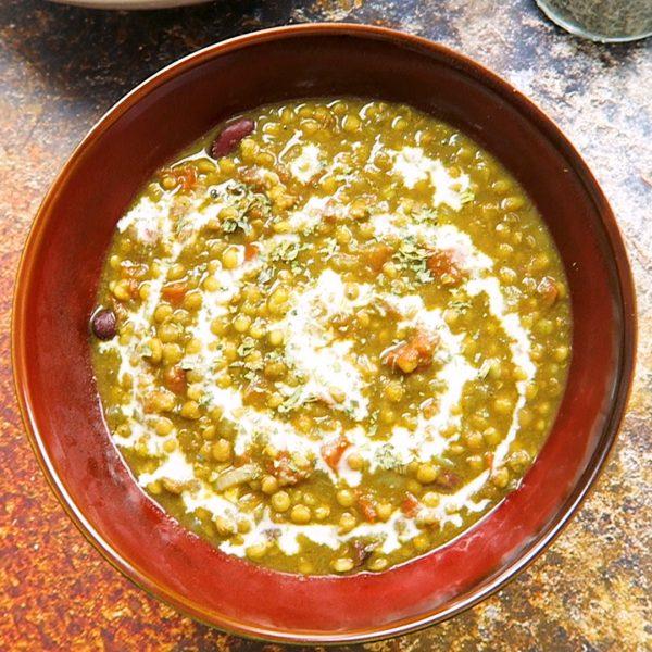 Vegan Dahl Makhani