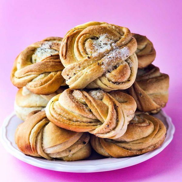 Zweedse broodjes