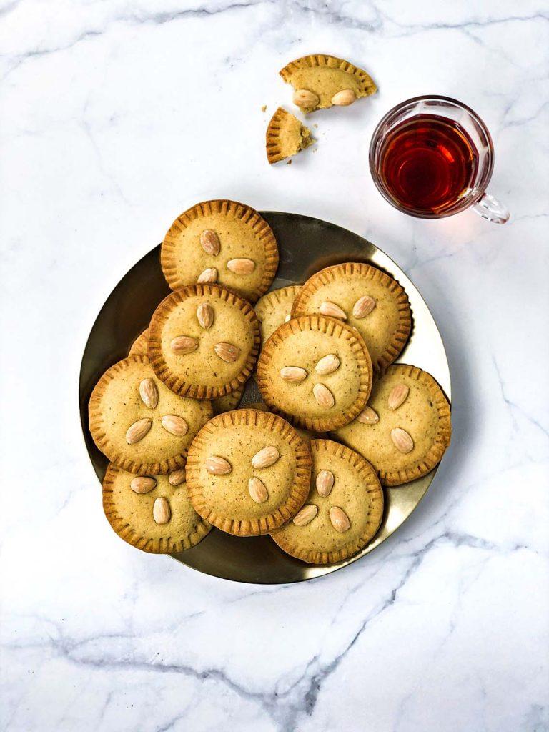 gevulde koek maken